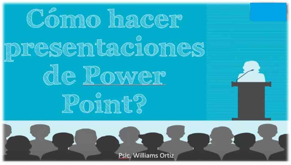 como hacer una presentacion en power point profesional